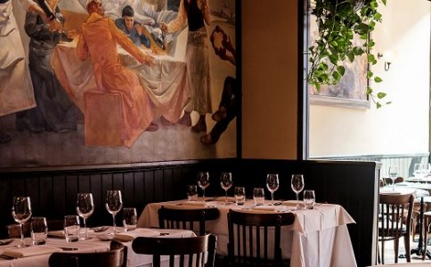 Bistro Aix - fine dining French restaurant in Crouch End   N8 London